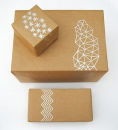 15 Creative Ways to Wrap with Brown Paper Gift Wrapping Guide   Apartment Therapy