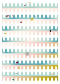 DOTS AND TRIANGLES | Margo Slingerland