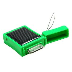 Portable Emergency Solar Charger for iPhone 4S/4G/3G/3GS/iPod US$5.99