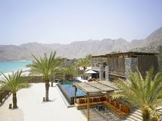 Secluded Resort, Just Two Hours Away From Dubai: Six Senses Zighy Bay » Freshome.com