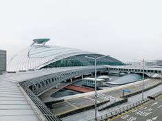 Incheon International, Seoul - Cleanest place I've ever been.