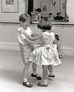 Two Little Dancers