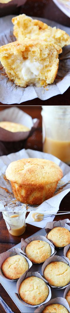 Sweet Honey and Jalapeño Cornbread Muffins. Honestly the best cornbread I have ever had. The muffin top is to DIE for!! #recipe #muffin #cornbread #bread