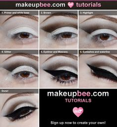Step-By-Step #Tutorial for Glamorous Marilyn Monroe Makeup Look