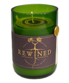 Love this Carmenere Candle by Rewined on #zulily! #zulilyfinds