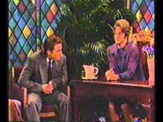 "Dana Carvey, Church Lady, Church Chat, Saturday Night Live, ""Could It Be Satan?"""