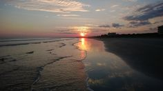 #sunset #kiawah #beach