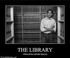 barry in the lawbrary