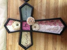 Cross Decorating Ideas on Pinterest | 92 Pins