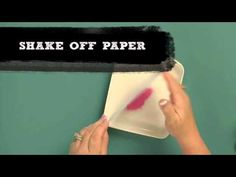 How to: Emboss a Stamp #MichaelsStores