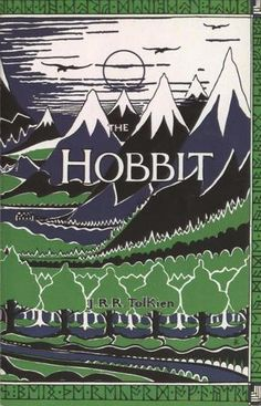 The Hobbit. My favorite all-time book. It is such a personal tale, so loving crafted and told, quirky and eccentric and hugely satisfying.
