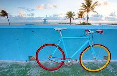 bike, color