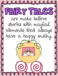 Once Upon a Time {a Fairy Tales Unit for Little Learners}