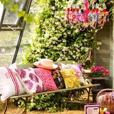 Take inspiration from inside | Update your garden in 10 steps | Garden design ideas | PHOTO GALLERY | Housetohome