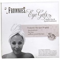 A Beauty Minute With Rebecca Dayan, Frownies Eye Gels, Under Eye & Eyelid Treatment / Garance Doré