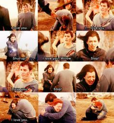 Cried like a fish during this scene