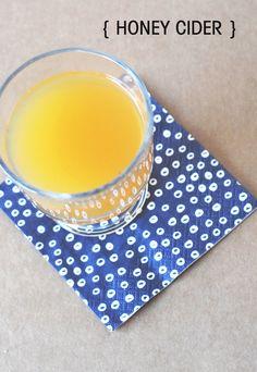 Honey Cider Recipe