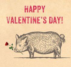 Happy Valentine's Day from Porter! http://www.temeculacreekinn.com/cork-fire-kitchen/