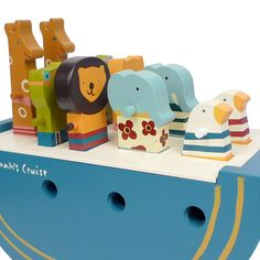 Noah's Cruise