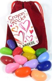 Crayon Rocks - Made in USA