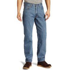 Levi's Men's 550 Relaxed Fit Jean, Medium Stonewash, 36x32 (Apparel)