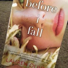 Read it read it read it read it read it. It's Before I Fall by Lauren Oliver. But in the end you just want to rip up the book.