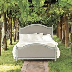 Anna Maria Queen Upholstered Bed | Ballard Designs