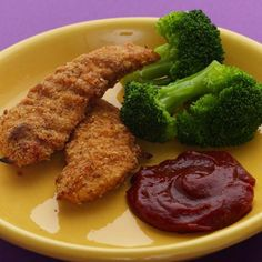 Almond-Crusted Chicken Finger Recipe