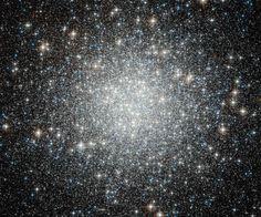 Blue Straggler Stars in Globular Cluster M53 via @NASA
