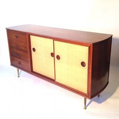 Located using retrostart.com > Sideboard by William Watting for Unknown Manufacturer