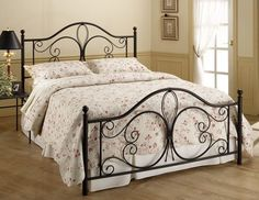 wrought iron bed frame milwaukee, bed frames, headboard, beds, queen, metals, furniture, antiqu, bedroom