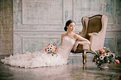 Elegant, European style bridal inspiration | Irina Klimova Photography | see more on: http://burnettsboards.com/2014/09/beauty-flower-exquisite-bridal-editorial/