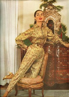 Paisley    From Woman's Home Companion, December 1955