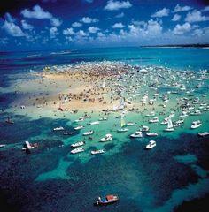 Porto de Galinhas, Pernambuco, PE - Brasil