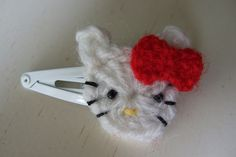 Hey Cat Hair Clip