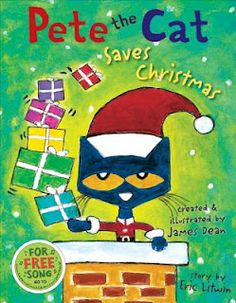 Pete the Cat series. Videos