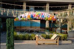 Red para Suelta de globos, evento en La barra, Maldonado evento en, la barra, para suelta, red para, de globo, suelta de
