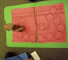 Groundhog Day kindergarten unit study
