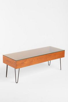 Urban Outfitters - Gallery Coffee Table  #UrbanOutfitters Pin A Room, Win A Room Sweepstakes! #smallspace