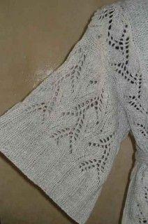 Lace Kimono Knitting Pattern : SweaterBabes Knits I Love (find em at #SweaterBabe.com #knitting) o...