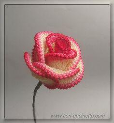 Ravelry: Big Rose pattern by Claudia Giardina