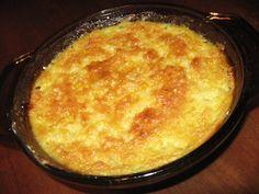 Baked Cream Corn Recipe