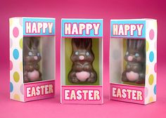 DIY Easter bunnies and boxes!