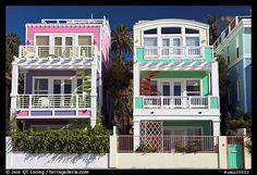 fun beach houses!