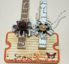 alter alchemi, cloth pin, alter item, display photos, clothespin crafti