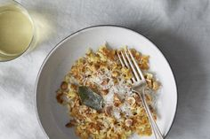Spätzle with Sage Butter, Parmesan, and Toasted Hazelnuts, a recipe on Food52