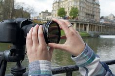 How and when to use ND filters (and what the numbers mean)