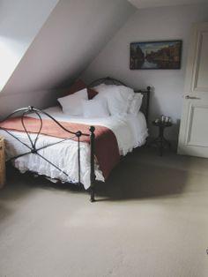 attic bedroom in London