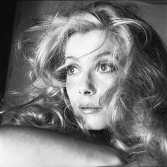 Catherine Deneuve, actor, New York, September 22, 1968   	Copyright	 	© 2008 The Richard Avedon Foundation