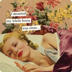 My dream too!